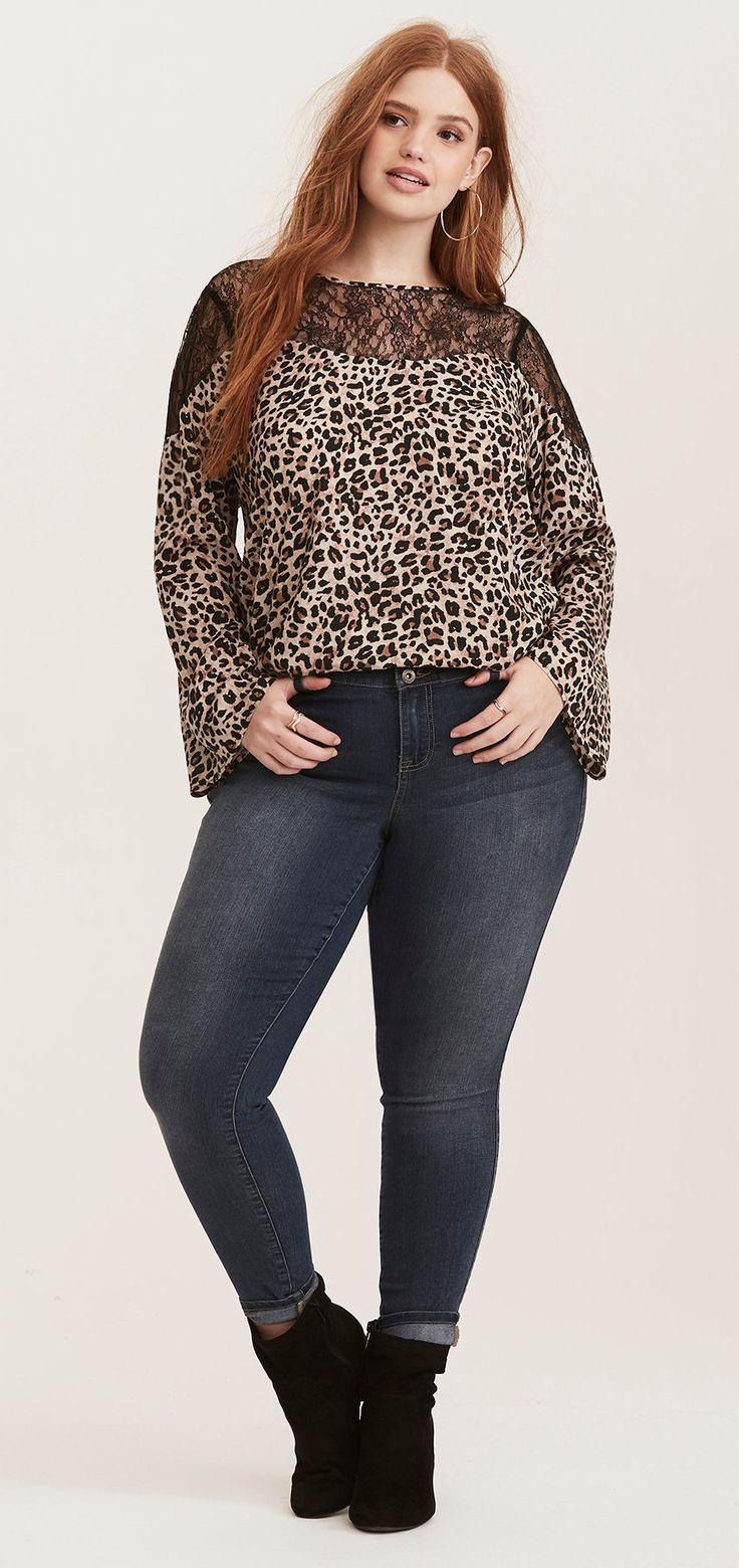 Plus Size Fall Outfit Idea - Plus Size Fashion for Women #plussize #fall #oufit