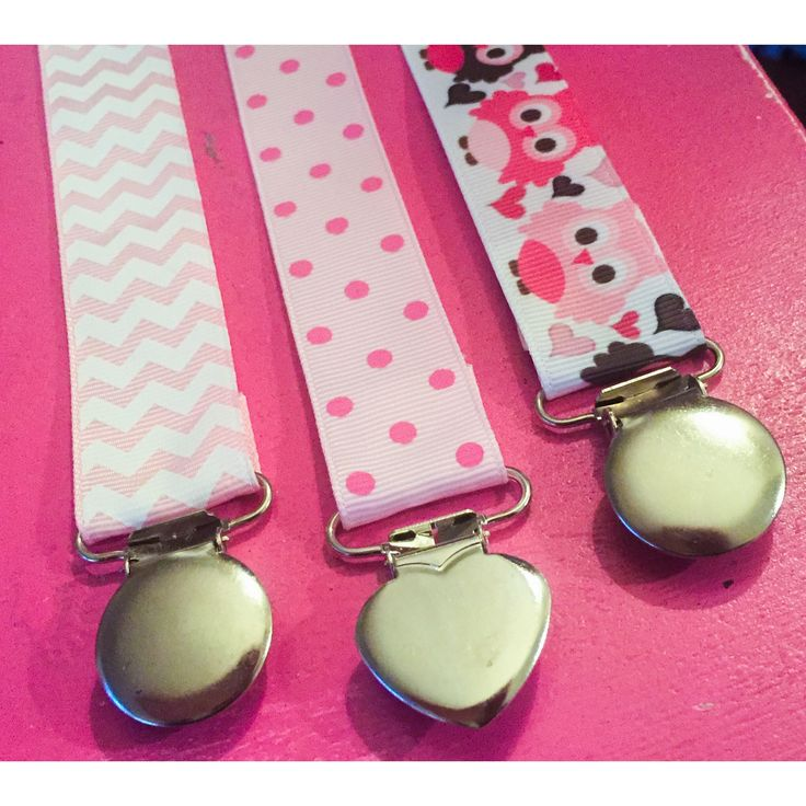 Billigaband.se - Clips napphållare, hjärtformad, 5-pack