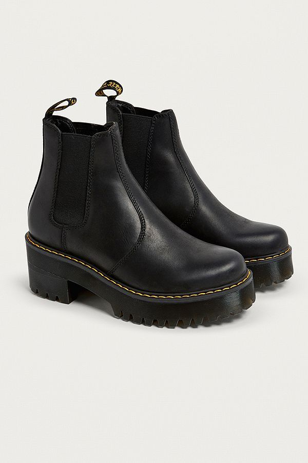 e9952670564b Dr. Martens Rometty Leather Chelsea Boots in 2019