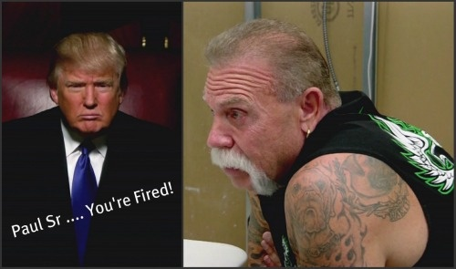 Paul Teutul, Sr. Fired on Celebrity Apprentice - The ...