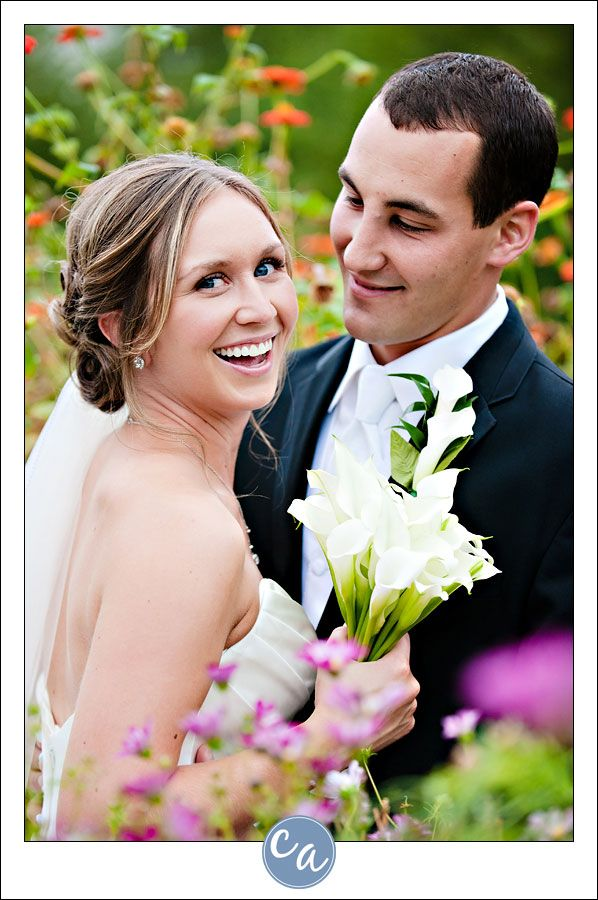 wedding picture locations akron ohio%0A Jenna and Craig u    s wedding at Stan Hywet Hall and Gardens
