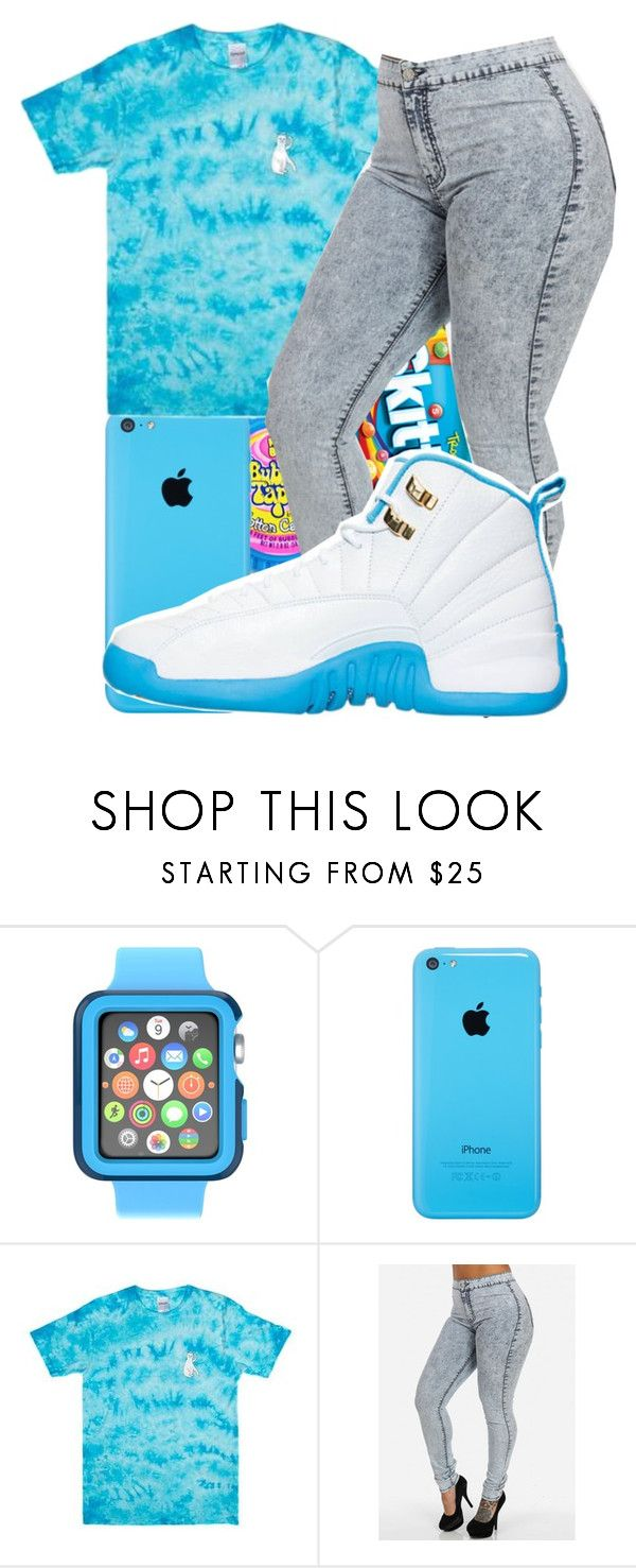 """""""Like for a shoutout💙💎💦🔵🌊😍"""" by jjaylaspin ❤ liked on Polyvore featuring Speck and RIPNDIP"""