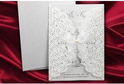 Faire Part Mariage Blanc- #Fairepart mariage shabby chic http://www.tour-babel.com/faire-part-mariage-shabby-chic.html