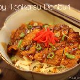 Thumbnail image for Crispy Tonkatsu Donburi