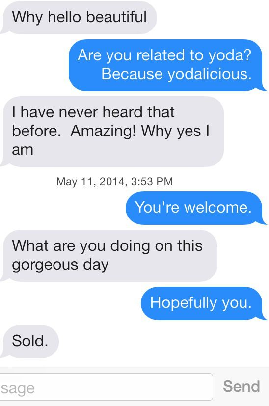 15 Hilarious Nerdy Text Messages And Pick Up Lines 29 - https://www.facebook.com/diplyofficial