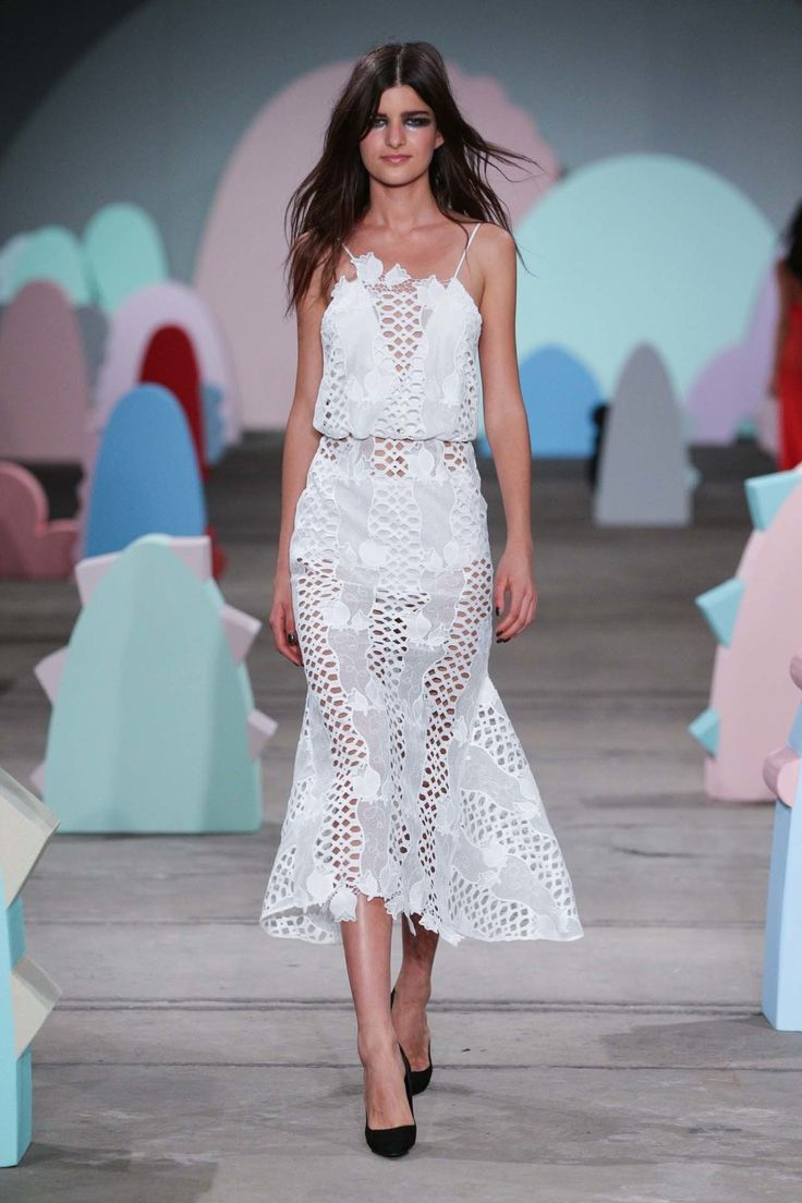 Alice McCall ready-to-wear spring/summer '15/'16 - Vogue Australia