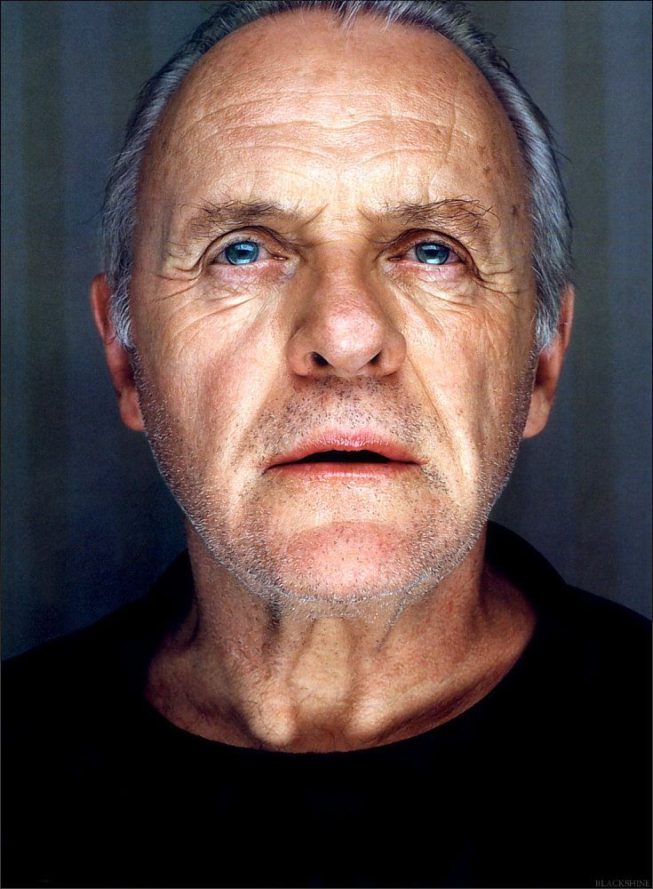 ANTHONY HOPKINS - CINEMA VINTAGE