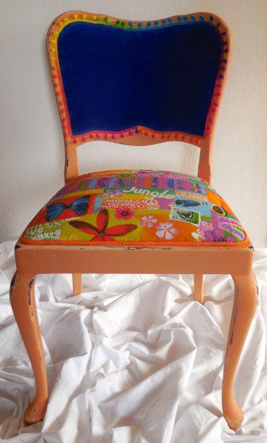 """Chair """"Carib Jan"""" Chippendale Stuhl. Preis: 148,72 €. Zu kaufen über motleychairs.de"""