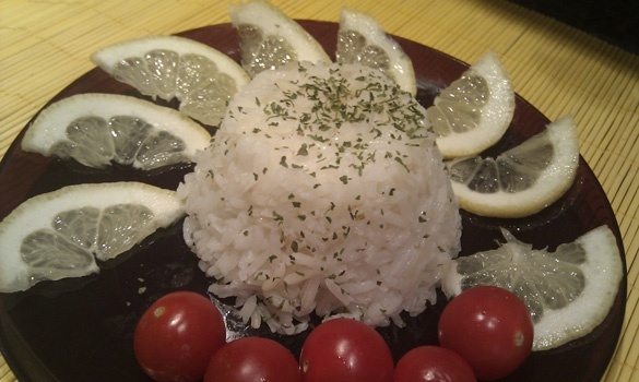 Receta de Arroz blanco, como preparar un arroz blanco perfecto! --> How to cook a perfect white rice