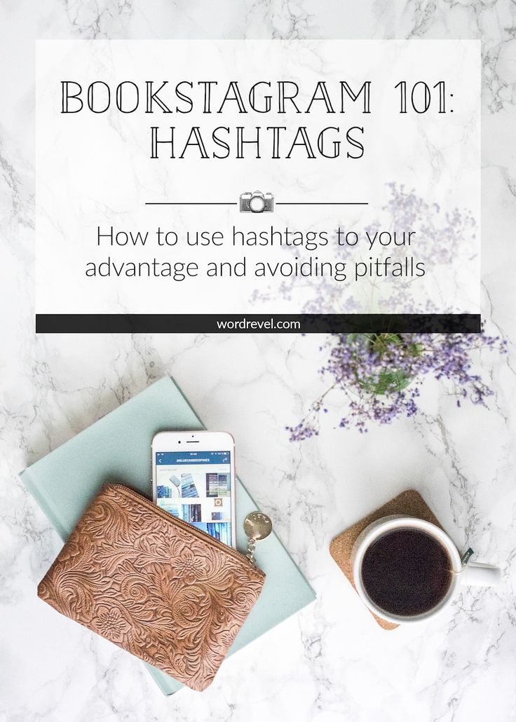 Hashtags on Instagram serve as a sorting function to help everyone find what they're looking for. Searching for the hashtag #marissameyer will call up all the photos that have been tagged with it. Ideally, that would mean books written by Marissa Meyer or photos which she is depicted in.