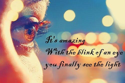 Amazing - Aerosmith (music, quotes)