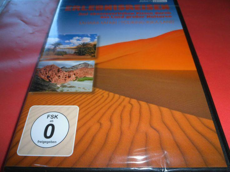 Erlebnisreisen - Sahara Safari & Touring Inka-Land    OVP / NEU