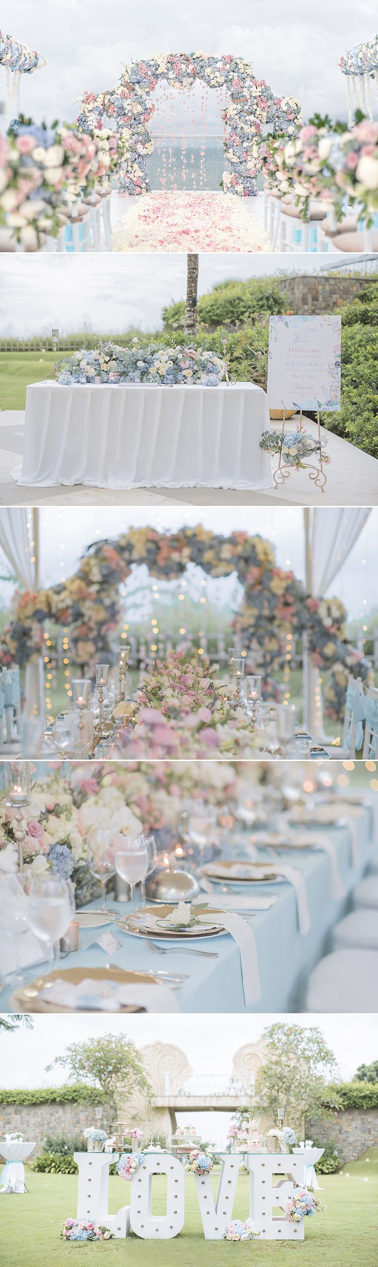 7 Incredibly Magical Themes For Spring Fairytale Weddings!