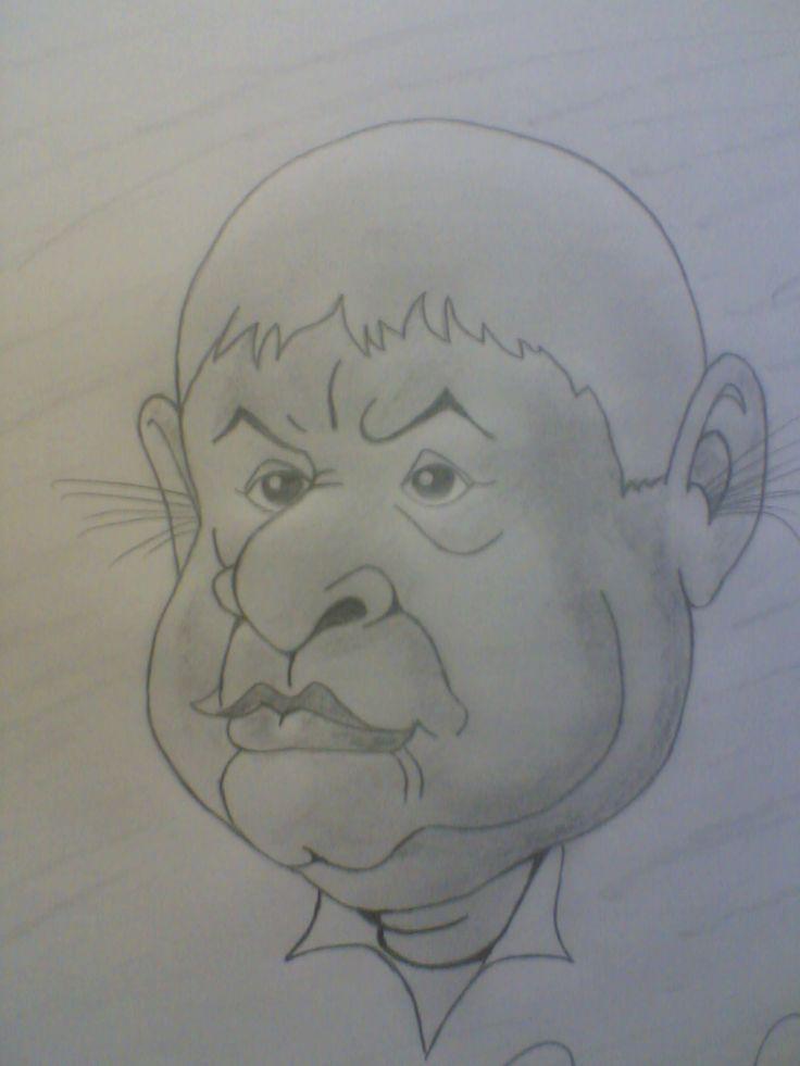 Cartoon Image of Shri Lalu Prasad Yadav