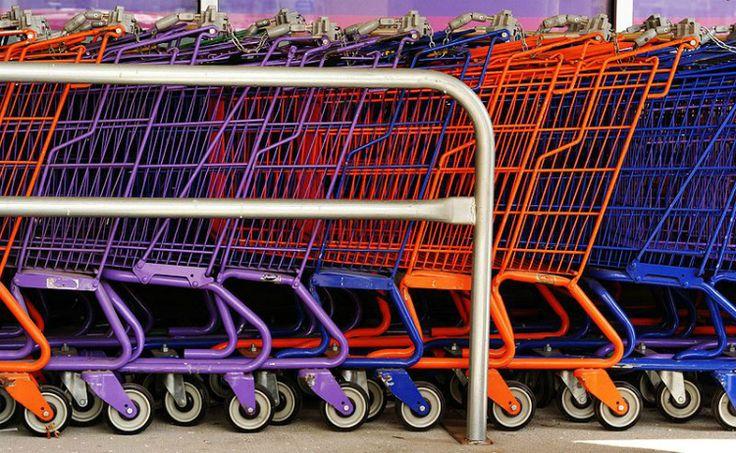 Wie du beim Einkaufen Geld sparst – 5 einfache Tipps mit großer Wirkung  #sparen