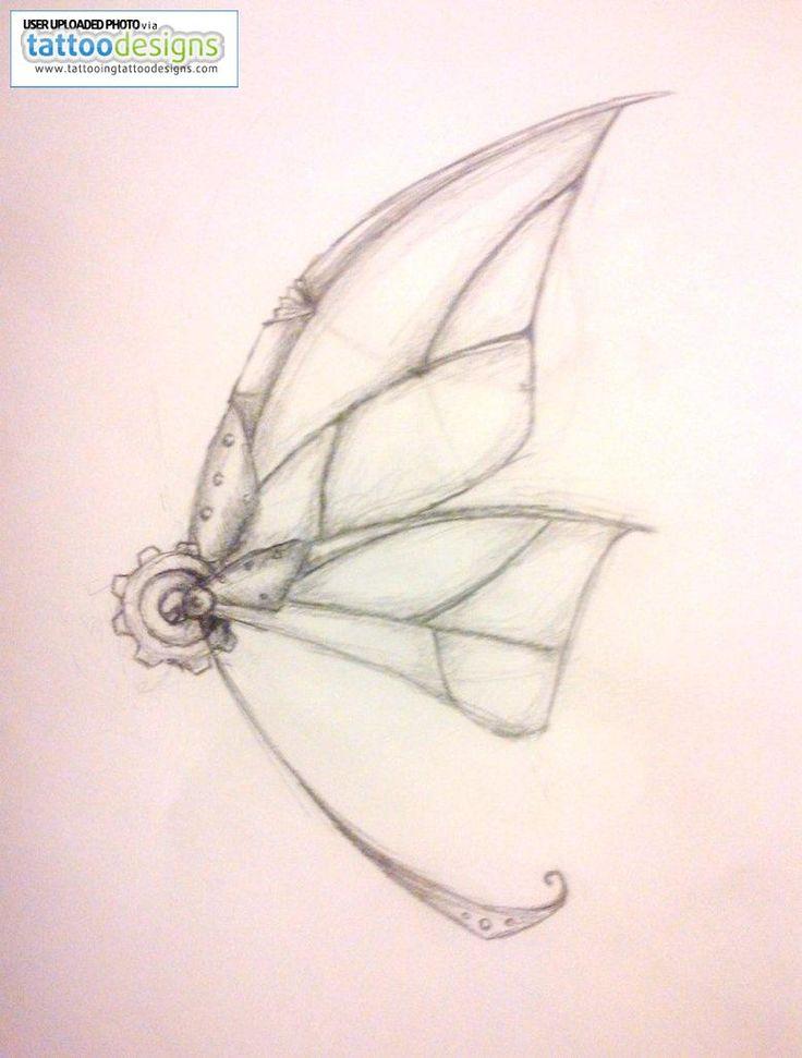 Best 25 steampunk tattoo design ideas on pinterest for Easy steampunk ideas