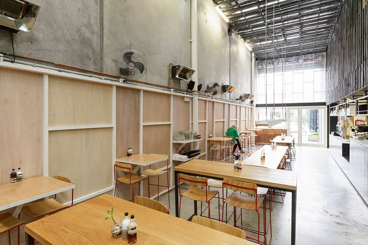 Industry Beans — Fitzroy, Melbourne