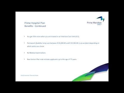 ▶ Prime Hospital Plan Overview - YouTube