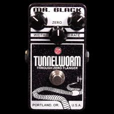 Mr. Black TunnelWorm Through Zero Flanger