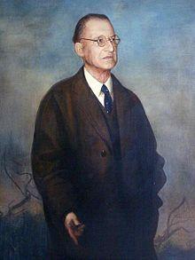 Alcide De Gasperi                             http://it.wikipedia.org/wiki/Pietro_Annigoni