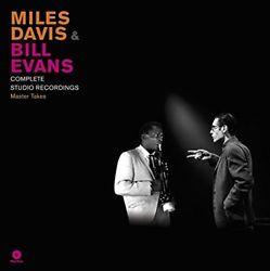 Davis Miles & Evans Bill - Complete Studio & Live Masters Box 3 CD Nuovo