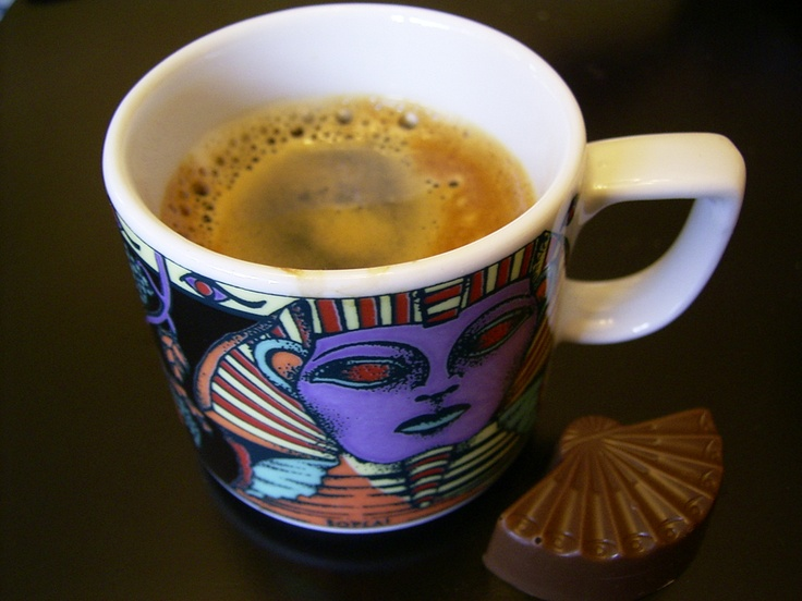 My favorite Bopla espresso cup (photo AN)