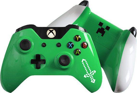 Minecraft Xbox One Controller 03