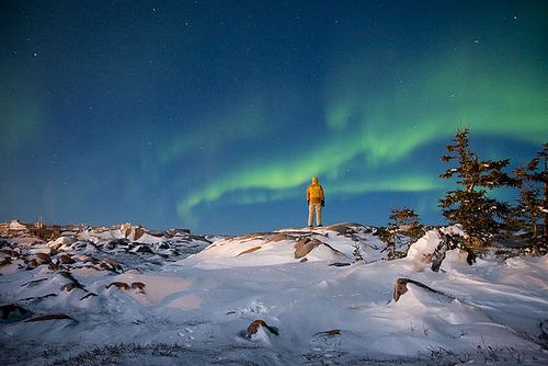 Churchill, Manitoba, Canada. Photo by Travel Manitoba