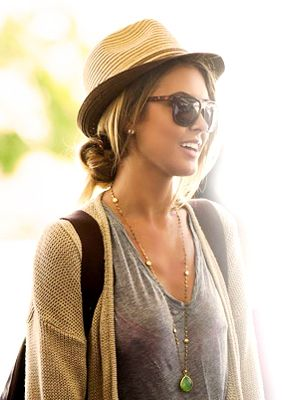 With so many hat styles these days, you have no excuse for NOT finding a perfect summer hat