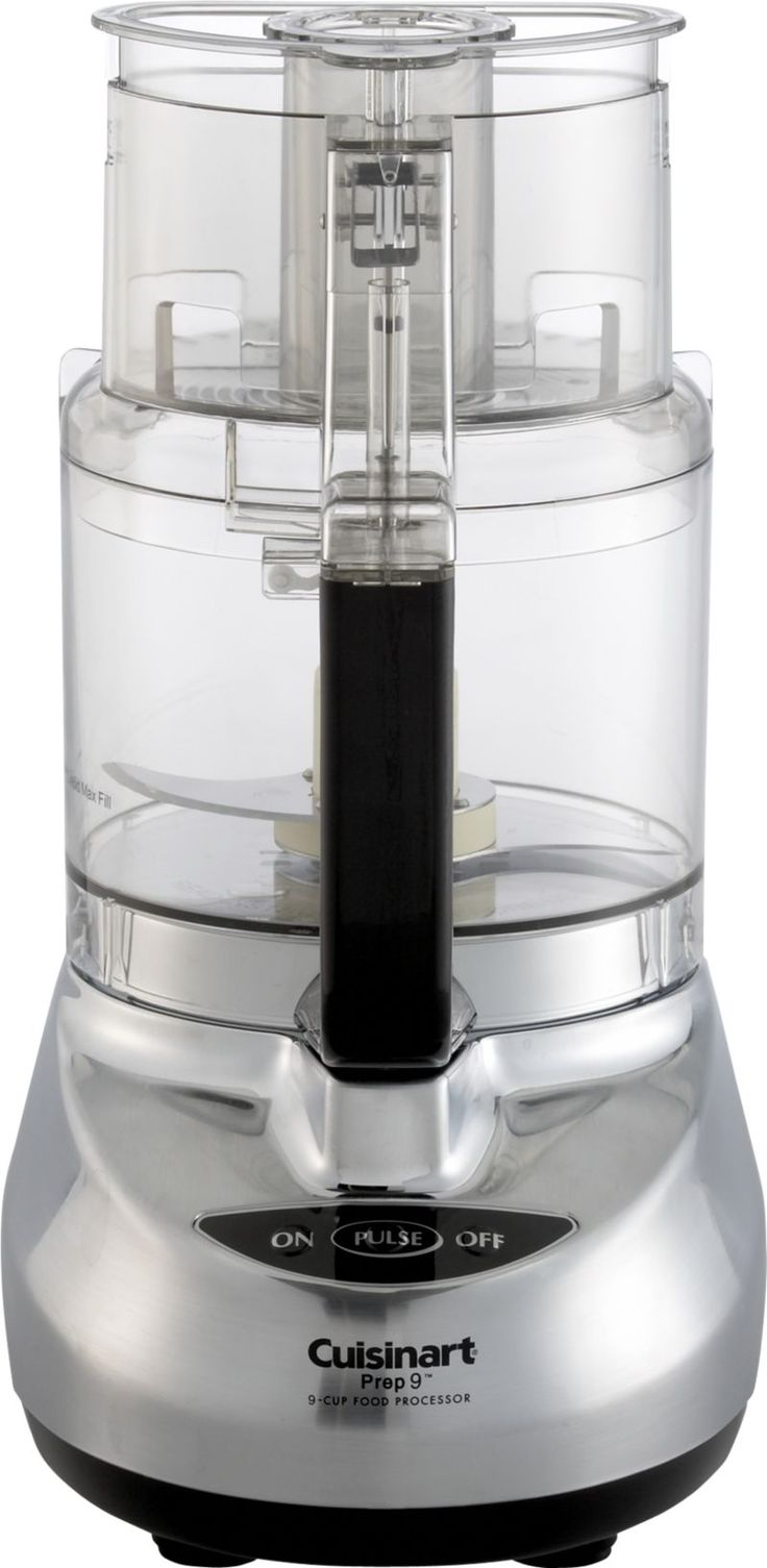 Cuisinart® 9 cup Food Processor in Food Processors | Crate and Barrel