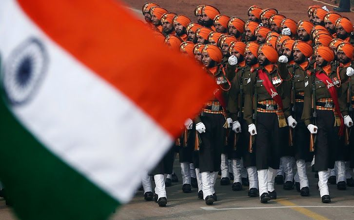indian army day, such a proud moment ❤️