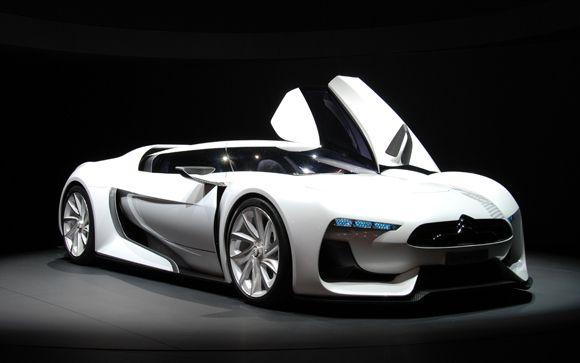 citroen gt concept car 25 Stunning Examples of Concept Car Designs
