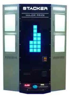Stacker Wall Street Compact Wall Mounted Bar Prize Redemption Game | From LAI Games | Get more information about this game at: http://www.bmigaming.com/games-catalog-laigames.htm