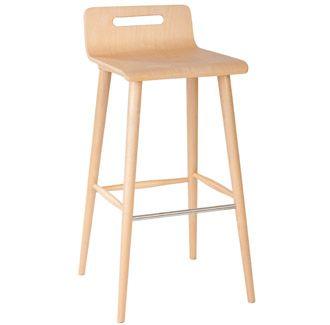 X Stool   Furniture Options. European beech timber bentwood stool.