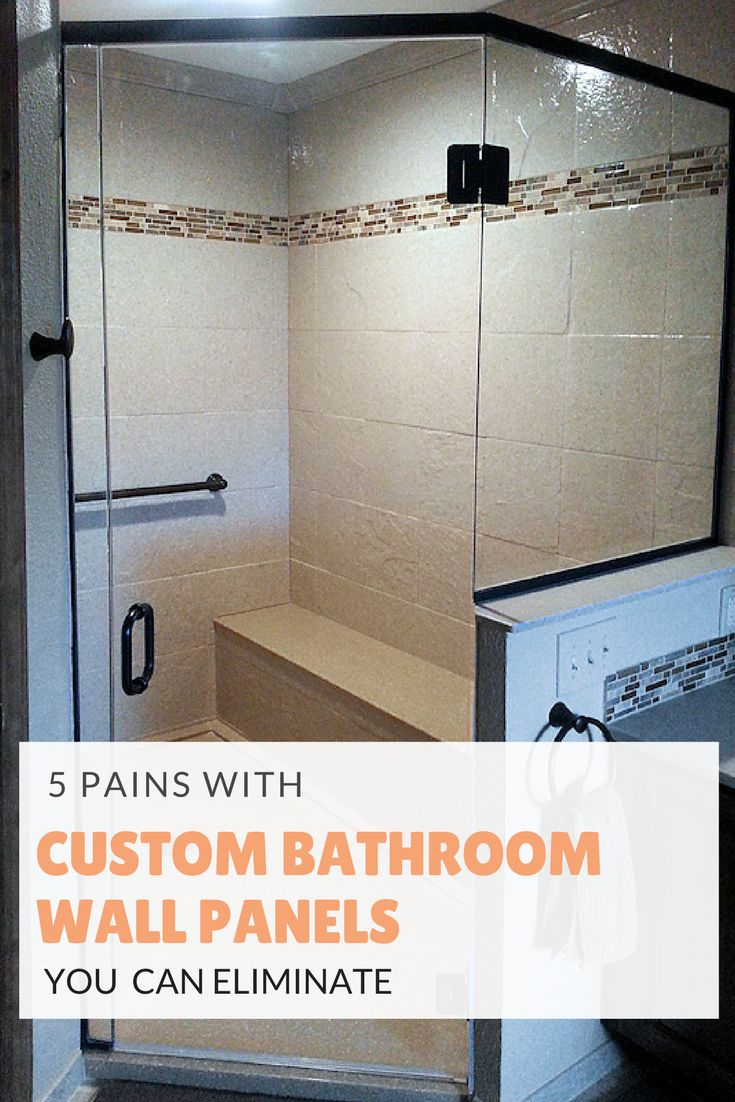 209 best Shower & Tub Wall Panels images on Pinterest ...