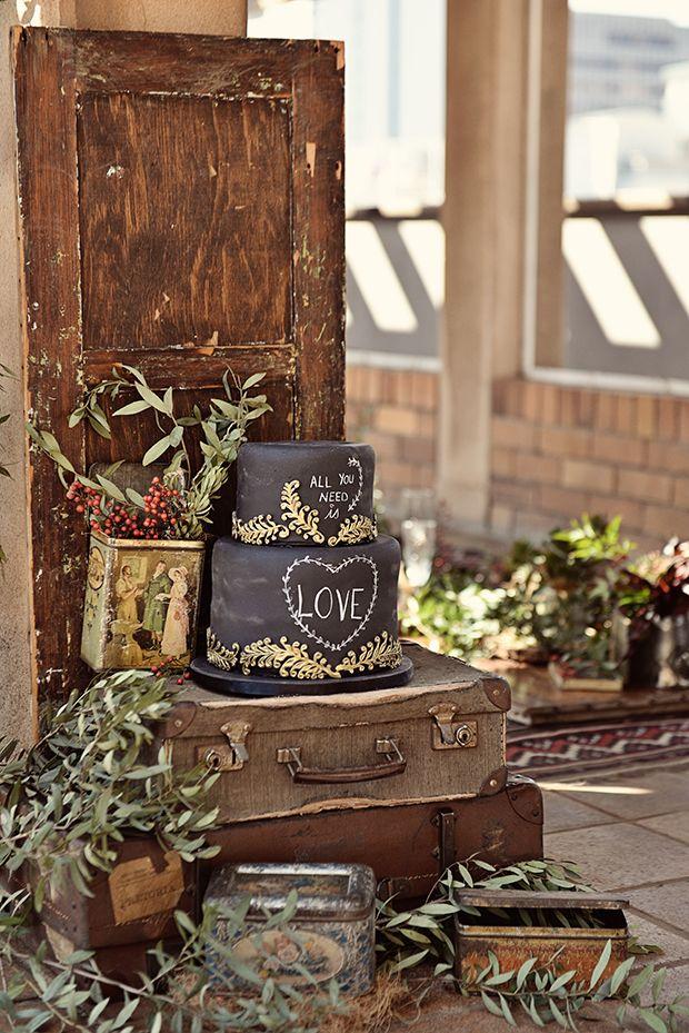 We He{A}rt Pretoria! A Rustic Autumn Inspired Bridal Shoot