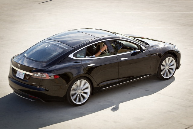 Tesla S Factory Tour-34