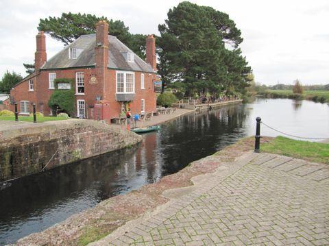 Double Locks   Pub Exeter