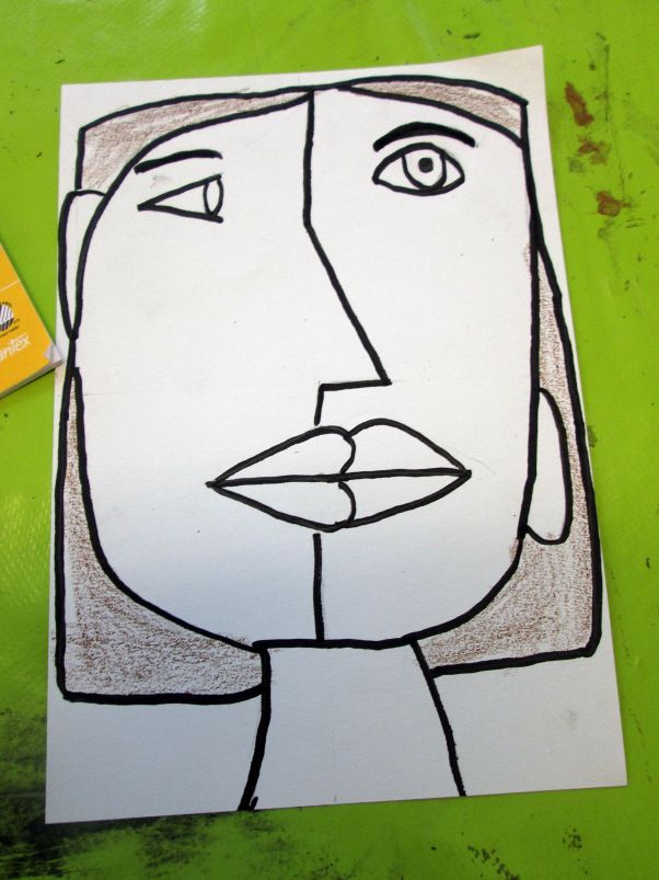 Månadens konstnär Picasso | Bildlärarbloggen
