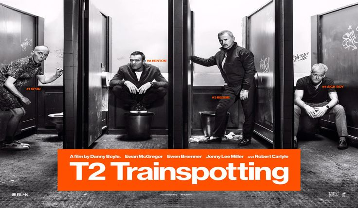 """T2: Trainspotting : """"Latest Trailer"""" In Theatres : 27th January 2017 (UK), 10th March 2017 (USA) Director : Danny Boyle Writer : John Hodge Producer [...]"""