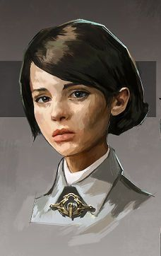 Dishonored - Emily Kaldwin