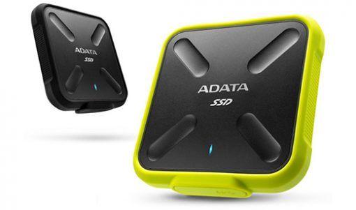 SSD-ul extern ADATA 3D NAND SD700
