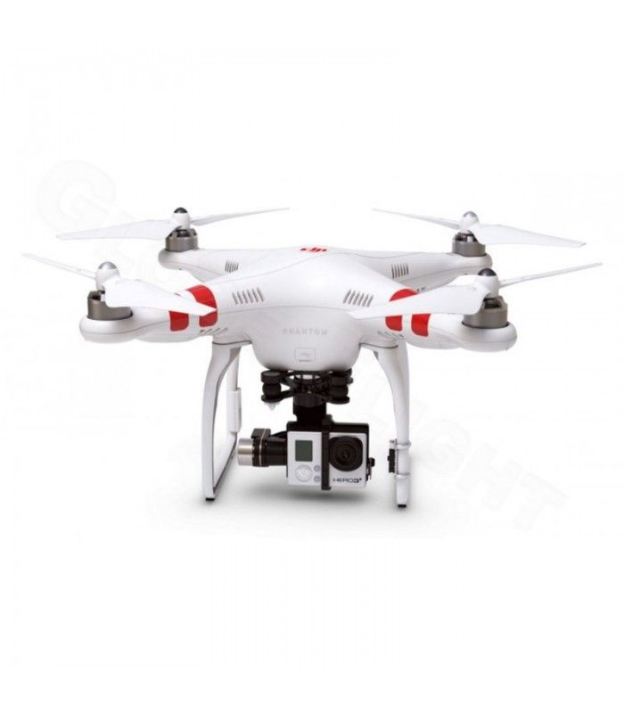 On sales : DJI Phantom 2 + Zen H4-3D at $659.00