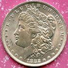 1882-O (CH BU) $1 SILVER MORGAN DOLLAR