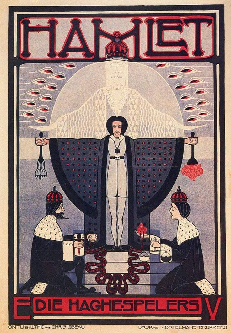 Hamlet 1914 | Vintage posters
