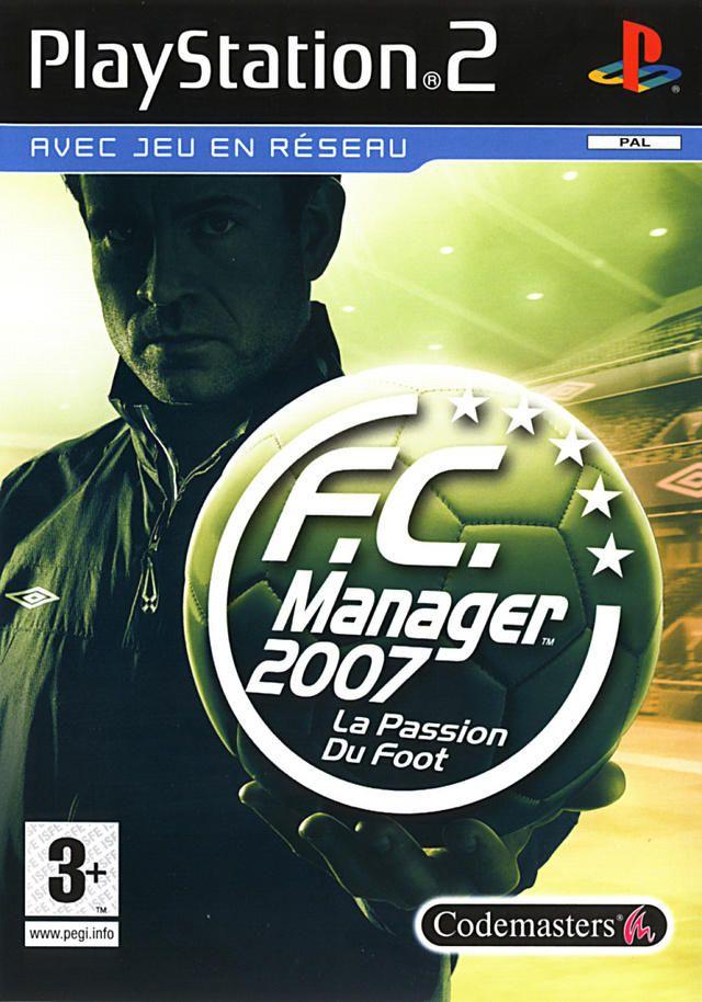 F.C. Manager 2007 - PlayStation 2 - Acheter vendre sur Référence Gaming