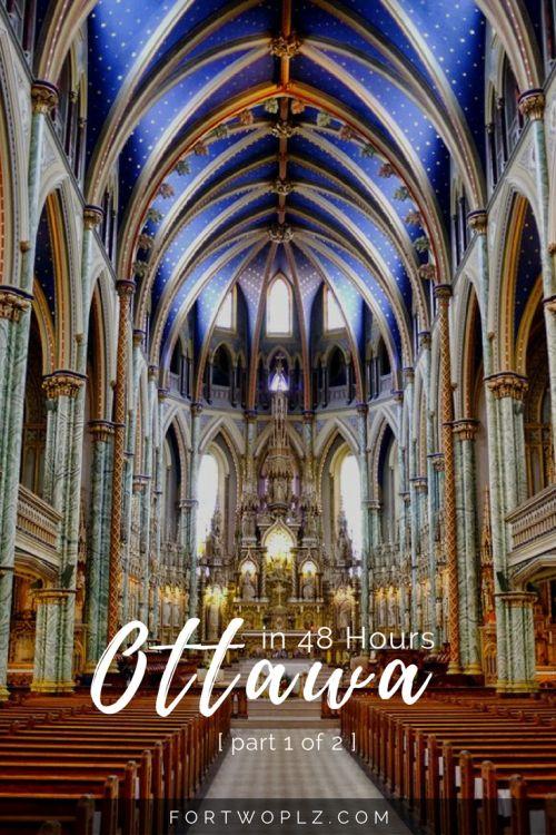 Travel Canada   Ontario   Ottawa   City Tour   Guide