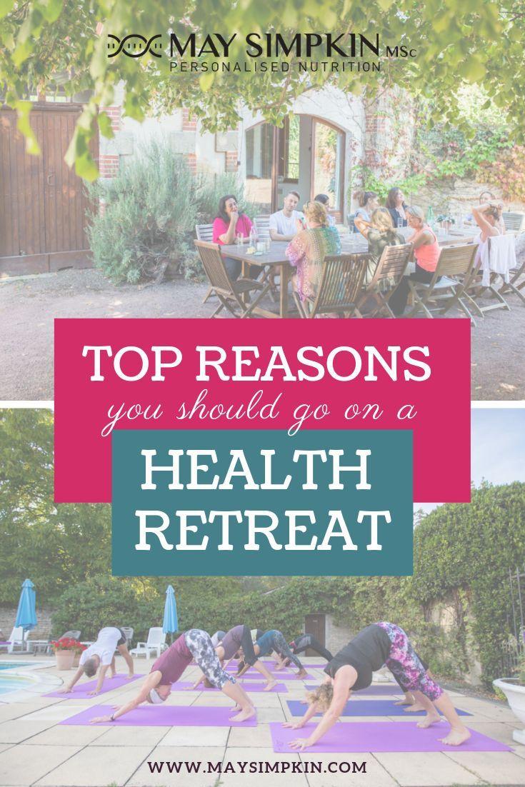 5 Reasons You Should Go On A Yoga Health Retreat May Simpkin Health Retreat Yoga Health Yoga Retreat