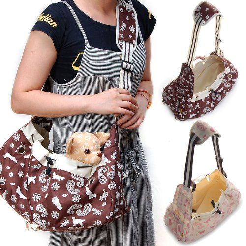 207 best images about dogs on pinterest chihuahuas dog - Dog carrier sling pattern ...