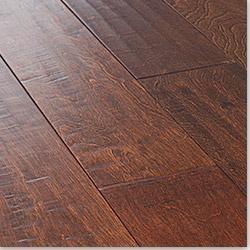 BuildDirect: Engineered Hardwood Floor Birch - Spice 4 7/8